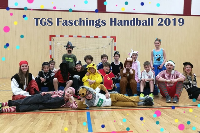 TGS Faschings Handball 2019